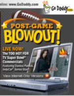 Godaddy Post Game Blowout!